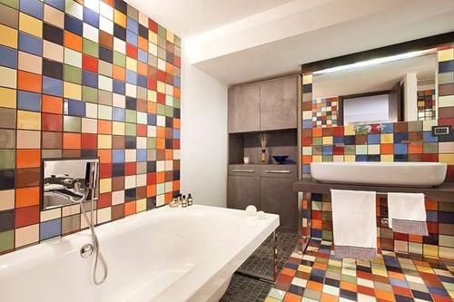 Xu hướng chọn gạch ốp lát phòng tắm đẹp nhất năm nay 2