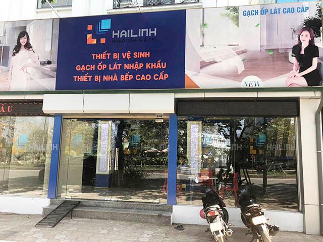 Showroom gạch tại Long Biên có thể tin tưởng nhất