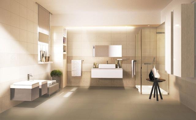 chọn gạch ốp tường phòng vệ sinh theo kích thước