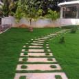 Gạch lát nền sân vườn