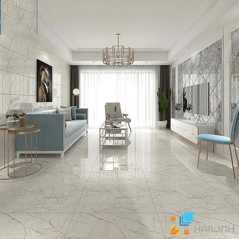 Vật liệu xây dựng hoàn thiện nhà không thể thiếu gạch lát nền
