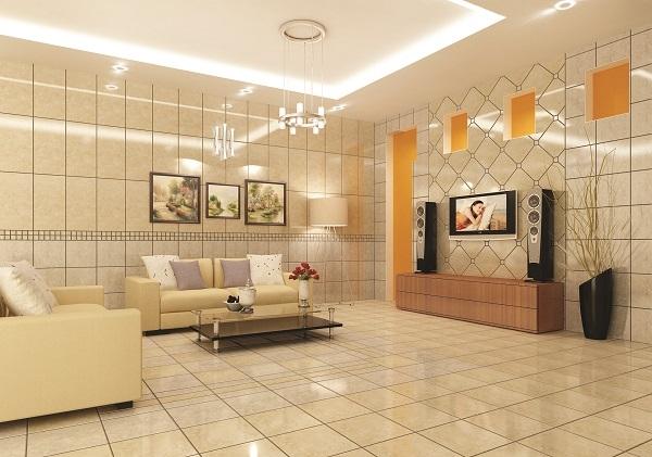 Hé lộ cách chọn gạch lát nền vân gỗ phù hợp với từng phòng