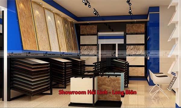 Showoom phân phối gạch ốp lát Hải Linh Long Biên