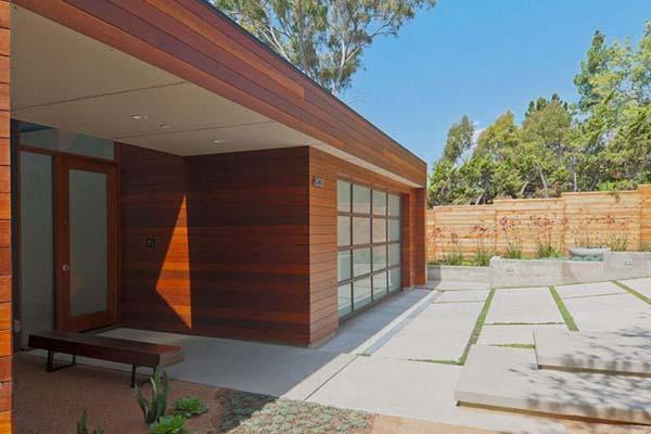 Các loại gạch ốp tường ngoài trời được sử dụng phổ biến