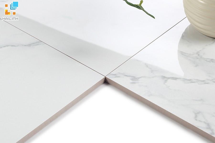Gạch lát nền màu trắng