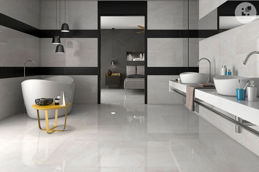 Gạch lát nền nhà tắm giá bao nhiêu chuẩn nhất?