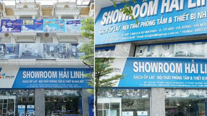 Showroom Hải Linh Hà Đông