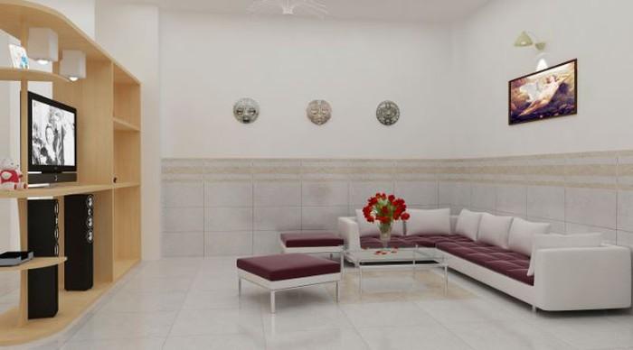 Màu gạch ốp tường trung tính được ưa chuộng nhất hiện nay?