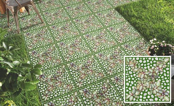 Báo giá gạch lát sân vườn các mẫu HOT cập nhật mới nhất hiện nay 2