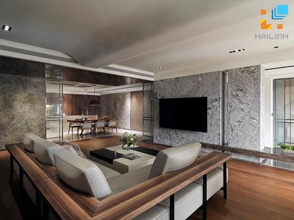 Phối màu gạch ốp tường phòng khách-06