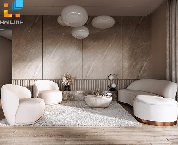 Phối màu gạch ốp tường phòng khách-05