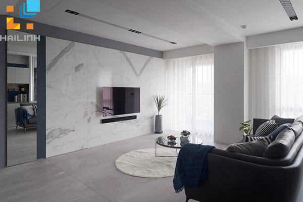 Phối màu gạch ốp tường phòng khách-04