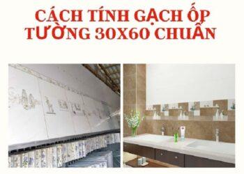 Top 5 mẫu gạch 30x60 Taicera bán chạy tại Hải Linh